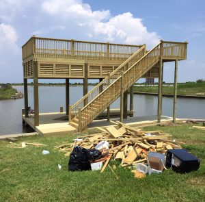 Custom Boat Docks And Decks Galveston TX